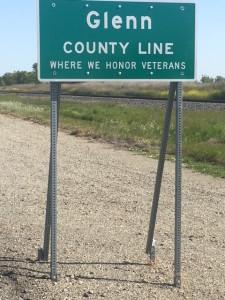 Glenn County Line